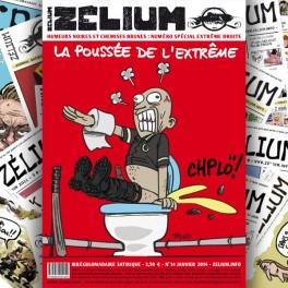 Quatrième de couverture, Zélium n°14, janvier 2014