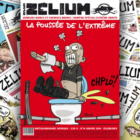 Zélium n°14, janvier 2014