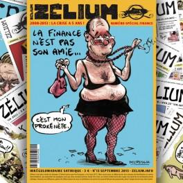 Quatrième de couverture, Zélium n°13, septembre 2013