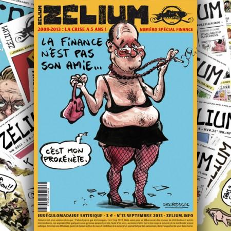 Zélium n°13, septembre 2013