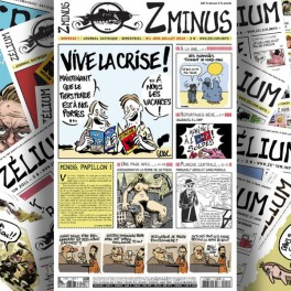 Z Minus n°1, juin-juillet 2012