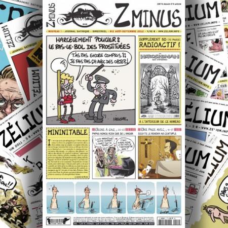 Z Minus n°2, août-septembre 2012