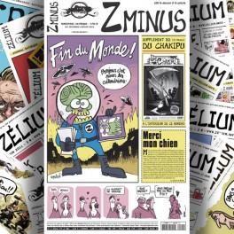 Z Minus n°4, décembre-janvier 2013