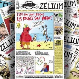 Zélium n°10, juillet-août 2012