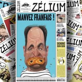 Quatrième de couverture, Zélium n°12, novembre-décembre 2012