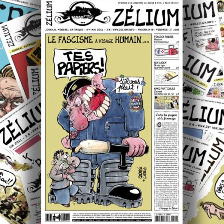Zélium n°4, mai 2011 (épuisé)