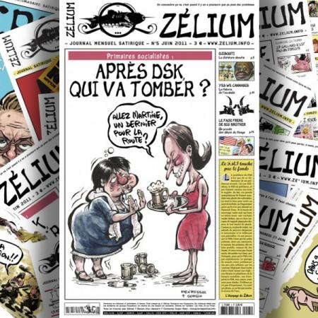 Zélium n°5, juin 2011