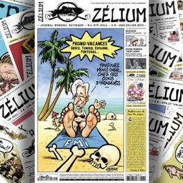 Quatrième de couverture, Zélium n°6, été 2011
