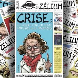 Zélium n°7, déc-janv 2012