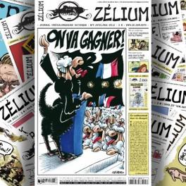 Zélium n°9, avril-mai 2012