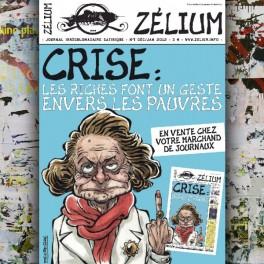 Zélium n°7 : Affiche promo