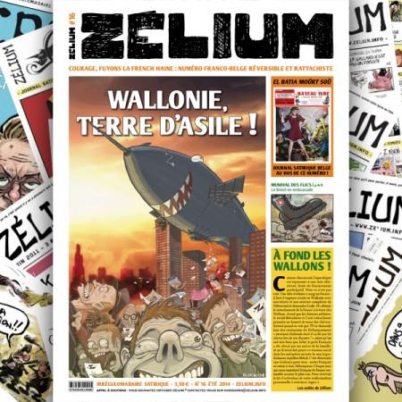 Zélium n°16, juin 2014
