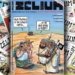 Zélium n°4 (Vol.2), été 2015