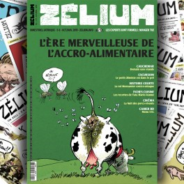 Zélium n°5 (Vol.2), oct./nov. 2015