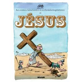 Jesus - BD - L'évangile selon GAB