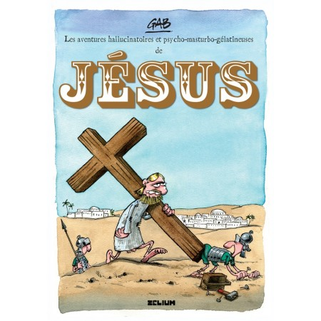 Jésus - L'évangile selon GAB