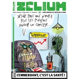 Zélium n°9 (Vol.2), oct-nov 2016