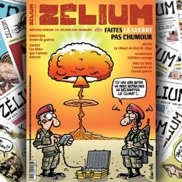 Zélium n°6 (Vol.2), déc./janv. 2015