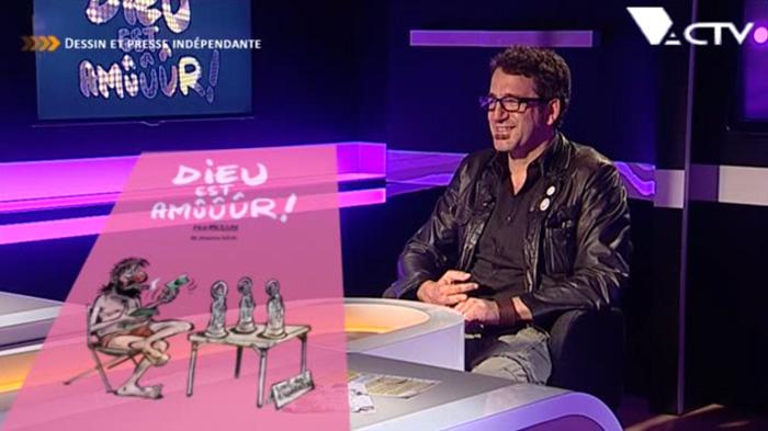 Decressac sur la télé belge Antenne Centre Télévision