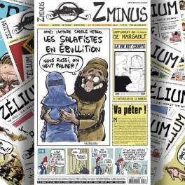 Z Minus n°3, octobre-novembre 2012