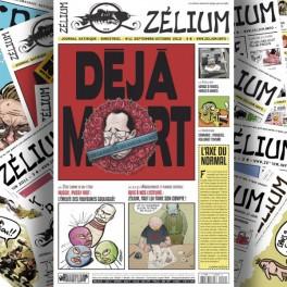 Zélium n°11, septembre-octobre 2012