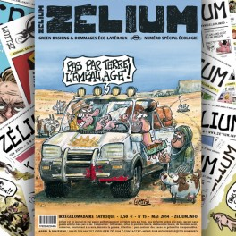 Zélium n°15, mai 2014