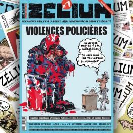Zélium n°1 (Vol.2), décembre 2014 / janvier 2015