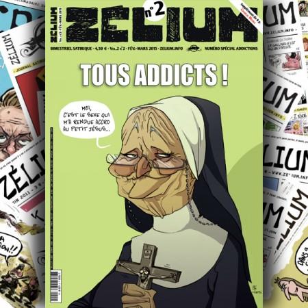 Zélium n°2 (Vol.2), février / mars 2015