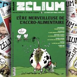Zélium n°5 (Vol.2), oct./nov. 2015