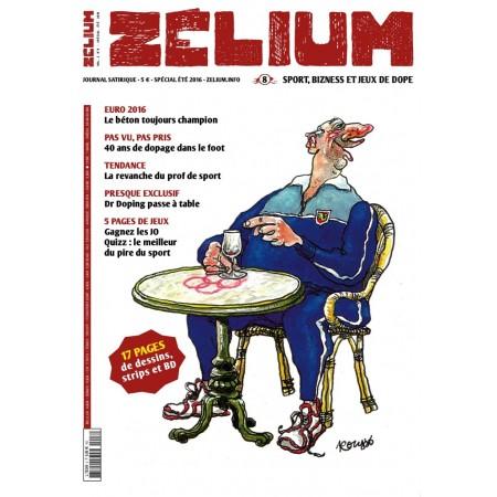 Zélium n°8 (Vol.2), été 2016