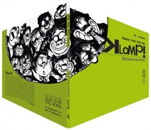 Klomp!, 69 dessins de presse énervés