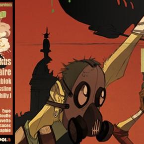 22-12-2012 à Pol'n (Nantes) : journée et soirée de soutien à Zélium et Z Minus