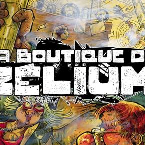 La nouvelle boutique en ligne de Zélium !