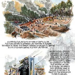 Reportage illustré sur le Testet dans le prochain Zélium