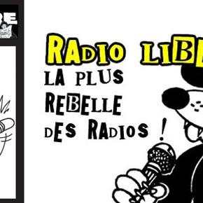 Liberté d'expression et caricature sur Radio Libertaire