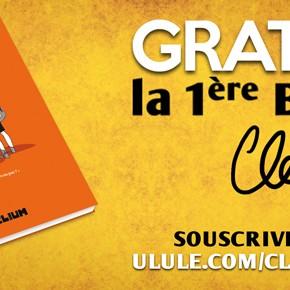 GRATUIT - La 1ère BD de Clé !