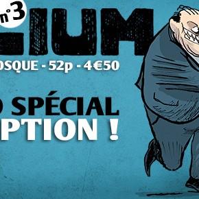 Zélium n°3 - spécial Corruption !