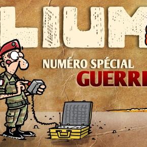 Zélium n°6 - spécial GUERRE !