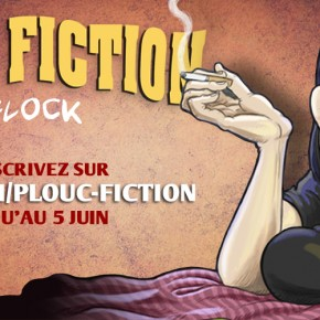 PLOUC FICTION - la 1ère BD de Flock !