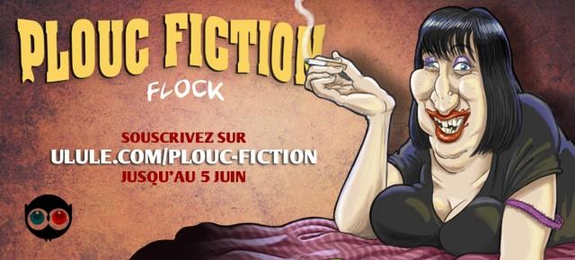PLOUC FICTION - la 1ère BD de Flock !