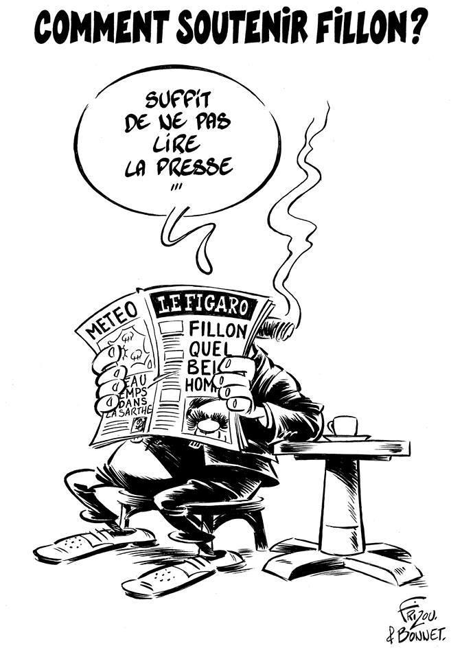 Comment soutenir Fillon ?