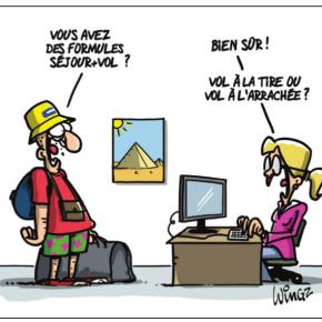 Nouveau PDG à Air France : ben Smith alors !