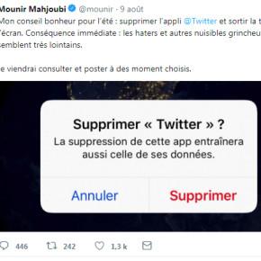 Partir c'est Mounir un peu
